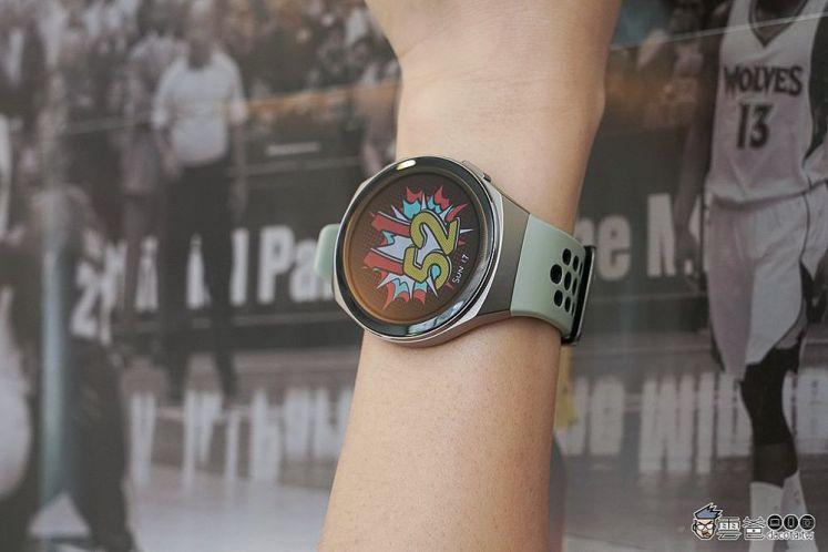 HUAWEI WATCH GT 2e 運動手錶