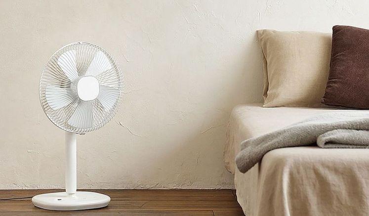 AC電風扇與DC風扇有什麼不同?DC電風扇原理 與 熱銷DC電風扇推薦