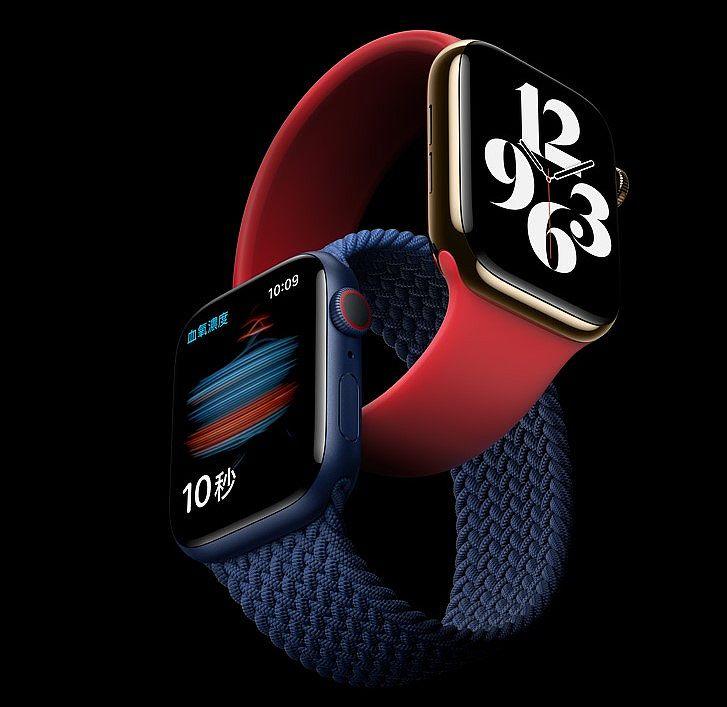 2020蘋果發表會 全新蘋果手錶Apple Watch Series 6/SE 功能比較與Apple Watch 錶帶推薦