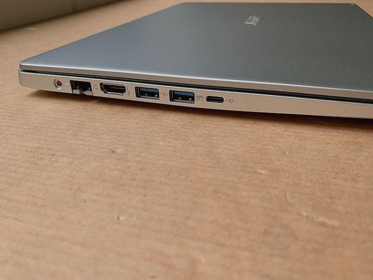 Acer Aspire 5 A514 14吋輕薄獨顯筆電連接埠