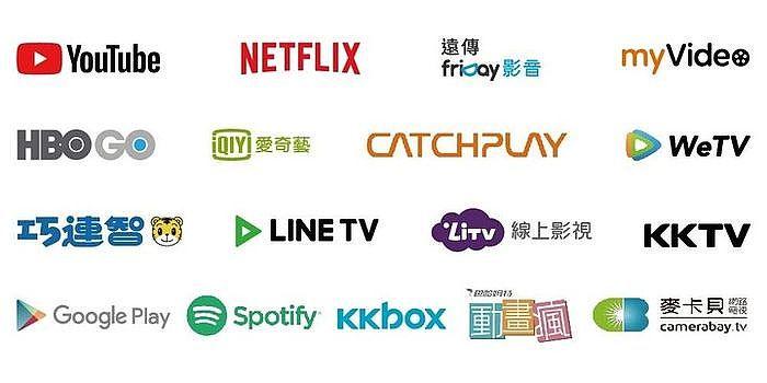 預設系統是 Android TV 9