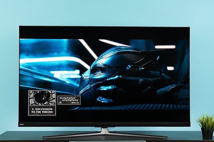 開箱 TOSHIBA U8000VS 4K HDR 量子安卓電視