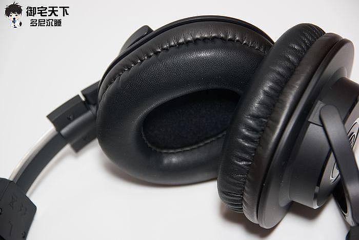 柔軟耳罩,長時間配戴舒適無壓力又貼合不漏音