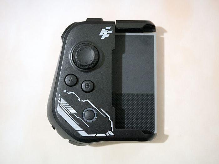 FlashFire BT9000手機專用遊戲控制藍牙手把外觀