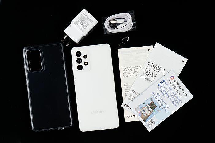 Samsung Galaxy A52 配件
