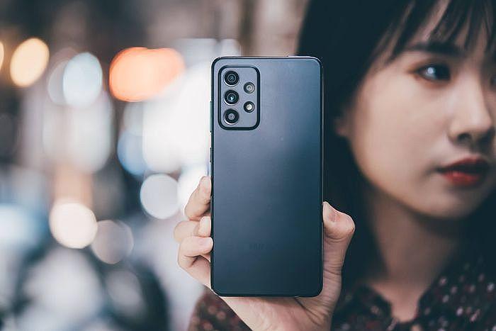 Samsung Galaxy A52 5G手機 圖集欣賞-7