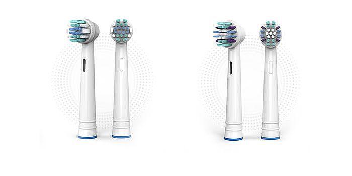 電動牙刷的標準參數