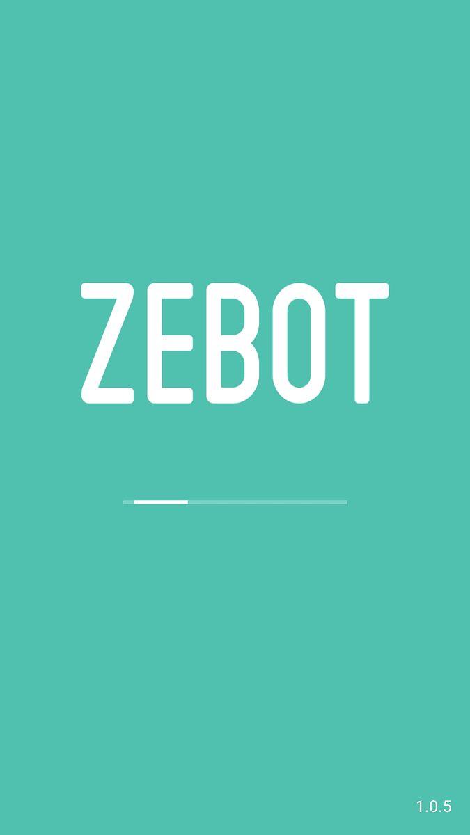 【ZEBOT智小兔】負離子掃地機器人吸塵器2代