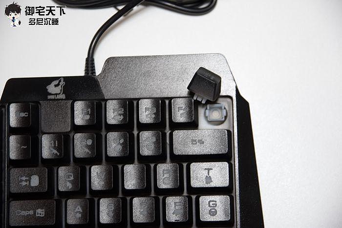 薄膜式鍵盤