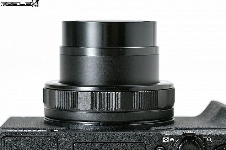 鏡頭控制環