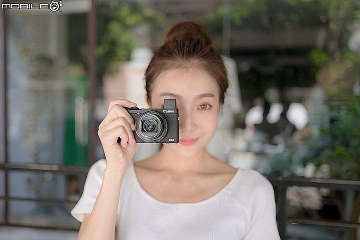 Canon Powershot G5 X Mark II 使用心得與結語