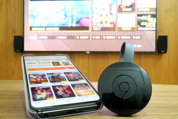 Chromecast 第一代和第二代差異比較