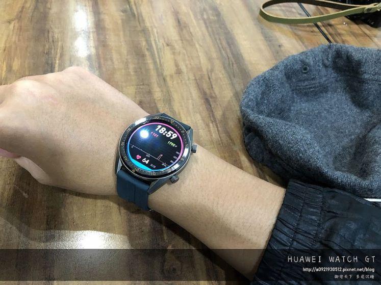 四款HUAWEI WATCH GT華為智慧型手錶評價開箱