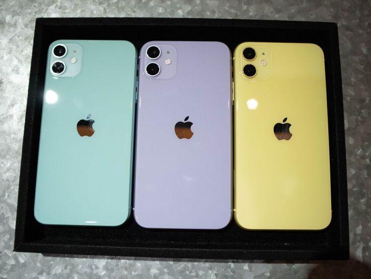 超多顏色 iPhone 11 開箱 你想看的顏色應該都有了