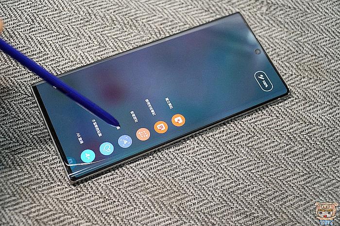 三星旗艦機皇 Samsung Galaxy Note10+ 開箱