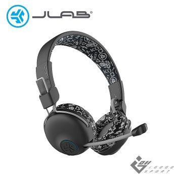 JLab JBuddies Play 電競兒童耳機 - 黑色