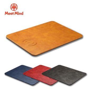 Meet Mind 10W 無線充電滑鼠板 (通過NCC認證)