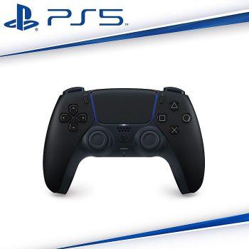 PS5原廠 DualSense 無線控制器-午夜黑