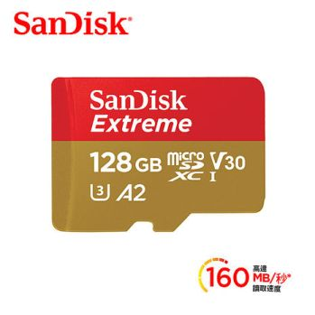 SanDisk 128GB Micro SDXC