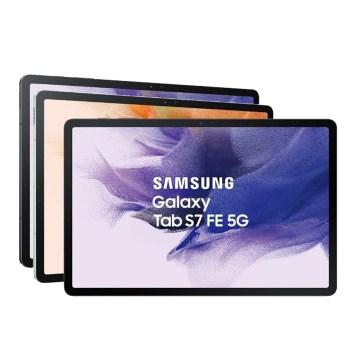 Samsung Galaxy Tab S7 FE 5G 12.4吋平板電腦