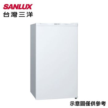 SANLUX 台灣三洋 97公升1級能效單門小冰箱 SR-C97A1