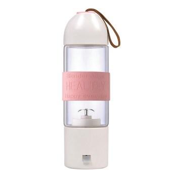富士電通 USB充電式玻璃果汁機 FT-JER01 粉