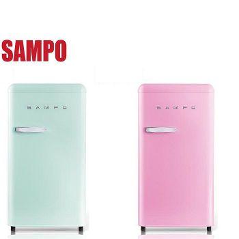 SAMPO聲寶 99L一級能定頻單門小冰箱 SR-C10
