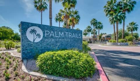 Palm Trails