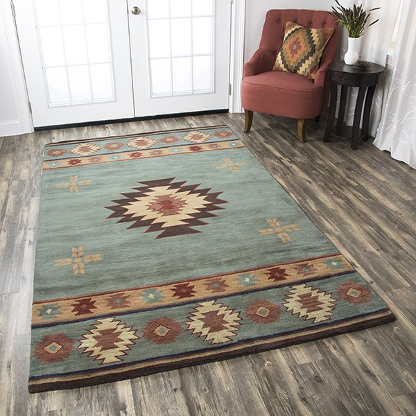 Rizzy Home Southwest SU2008 Rugs  Rugs Direct