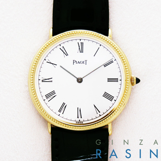 ピアジェ(PIAGET) ラウンド 2針/中古・新品時計の販売・通販なら ...