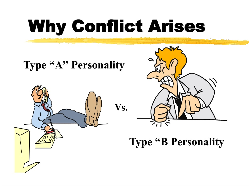 PPT - Managing Conflict PowerPoint Presentation - ID:1514282