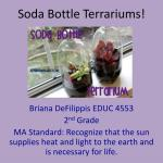 Ppt Soda Bottle Terrariums Powerpoint Presentation Free Download Id 1554502