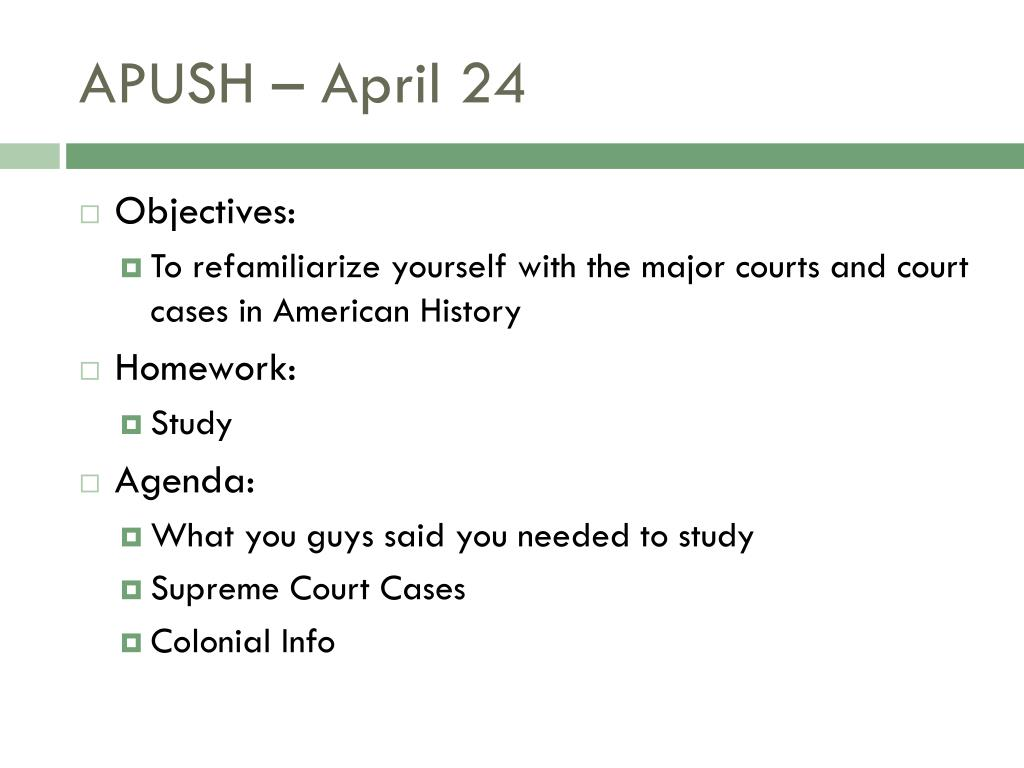 Marshall Court Cases Apush Apush 01 25