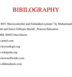 bibilography the 8051 microcontroller and embedded systems by muhammad ali mazidi and janice gillispie mazidi pearson education  [ 1024 x 768 Pixel ]