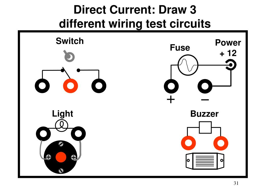 Three Pole Double Throw Switch Schematic