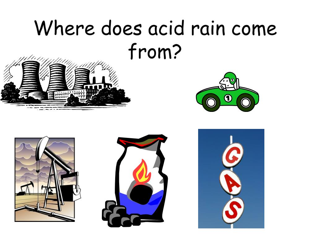 hight resolution of where does acid rain come from