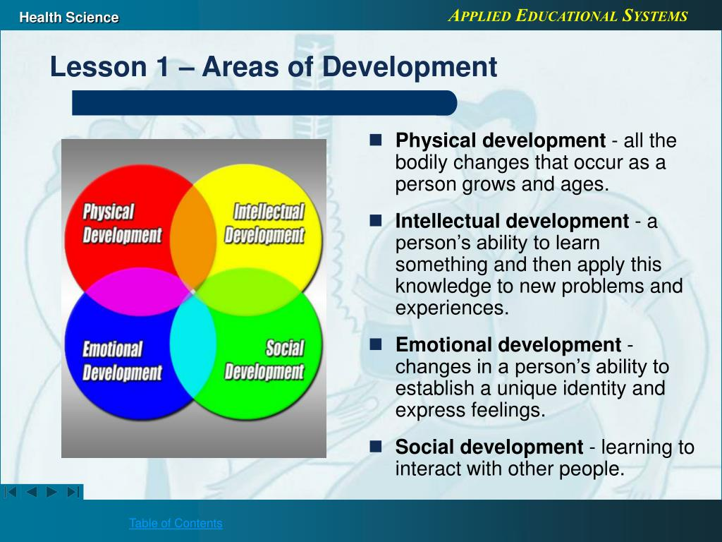 PPT - Human Growth and Development PowerPoint Presentation ...