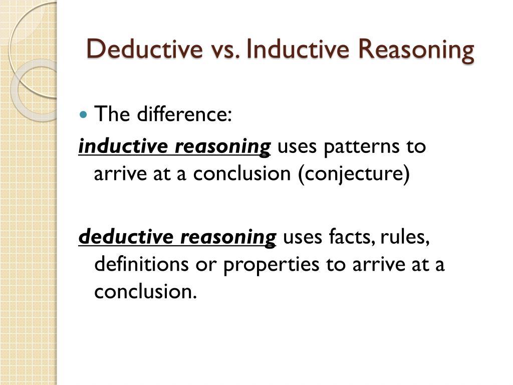 Deductive Logic Venn Diagram