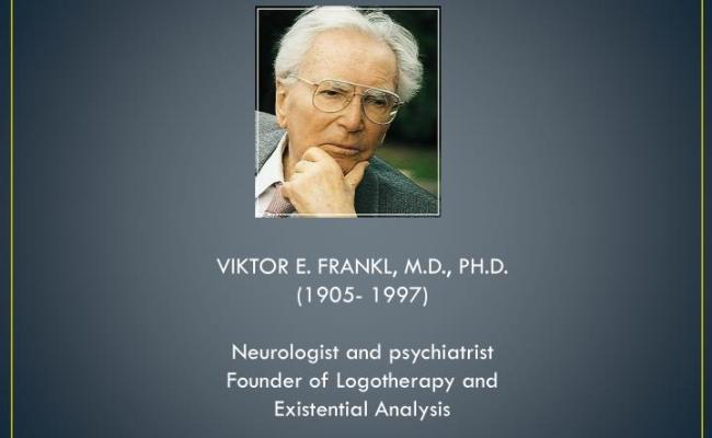 Ppt Viktor Frankl And Logotherapy Powerpoint