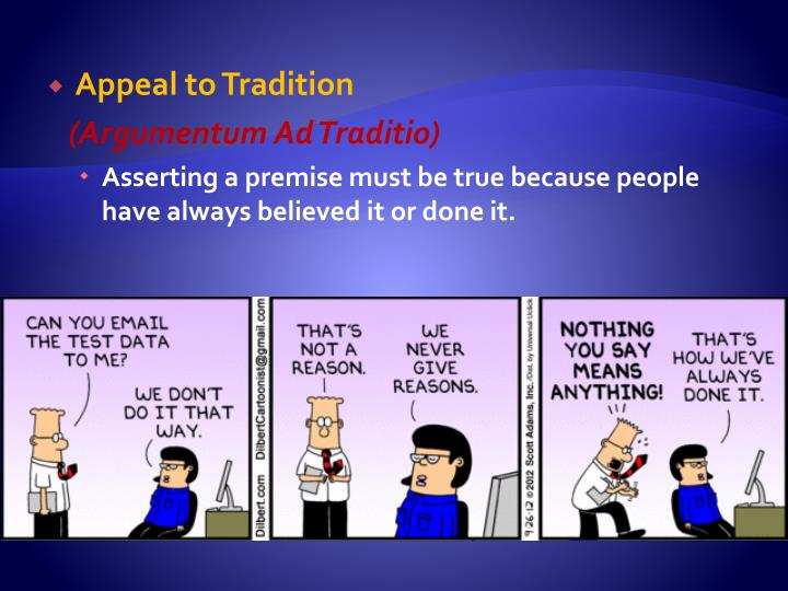 PPT Fallacies Of Thinking And Argument PowerPoint