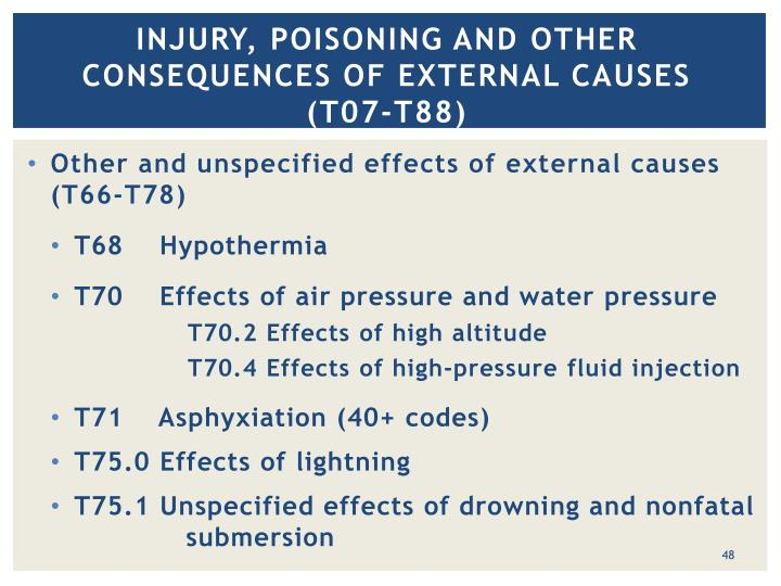 PPT - injury codes in ICD-10-CM PowerPoint Presentation - ID:1986815