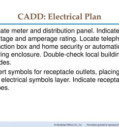 cadd electrical plan 2  [ 1024 x 768 Pixel ]