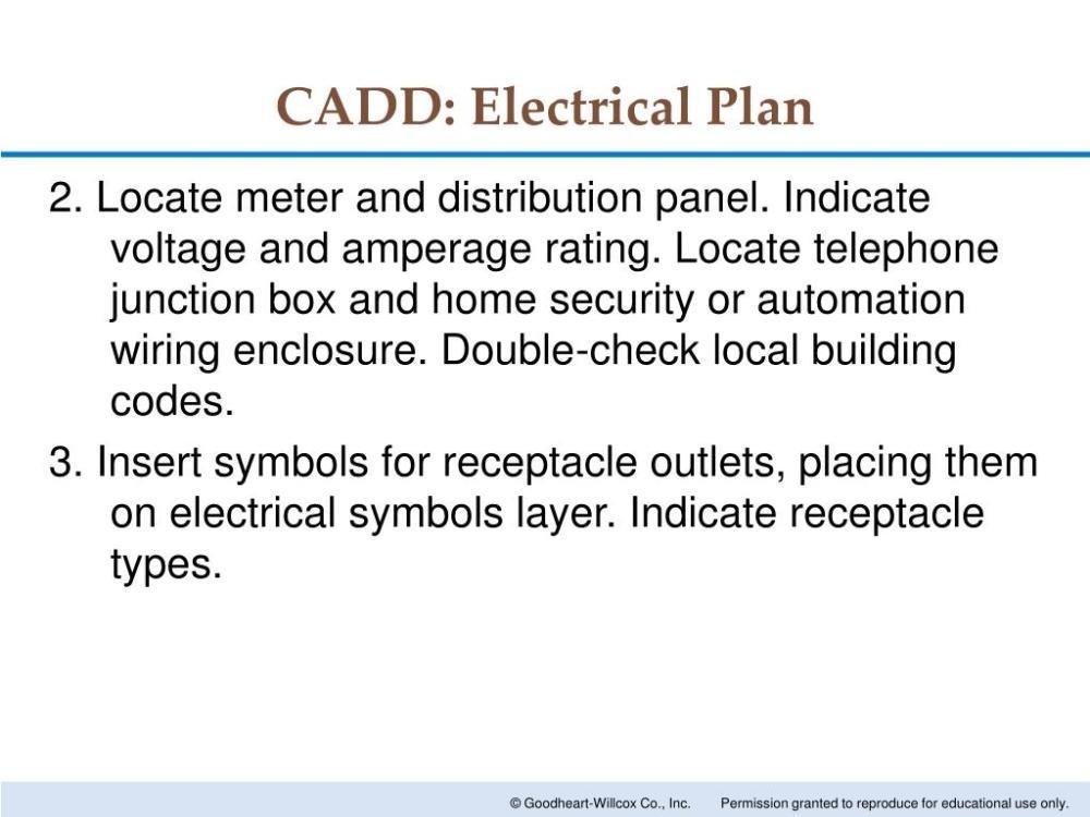 medium resolution of cadd electrical plan 2