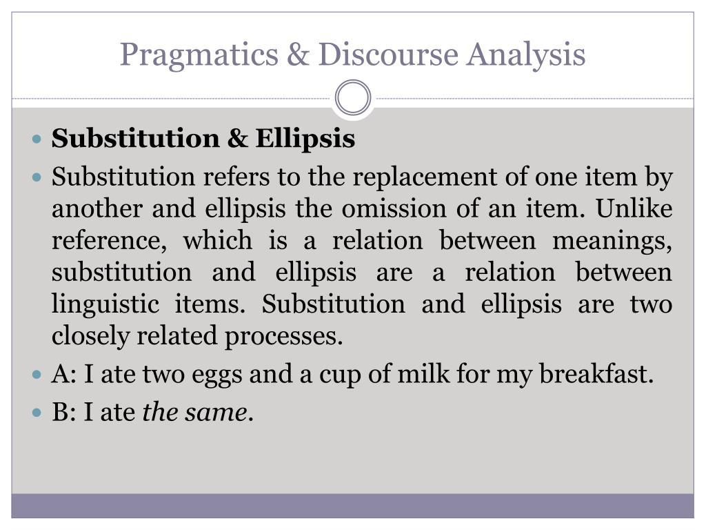 PPT - Pragmatics (2) PowerPoint Presentation - ID:2062786