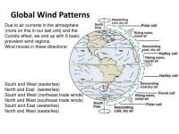 100+ [ Global Wind Patterns Worksheet Answers