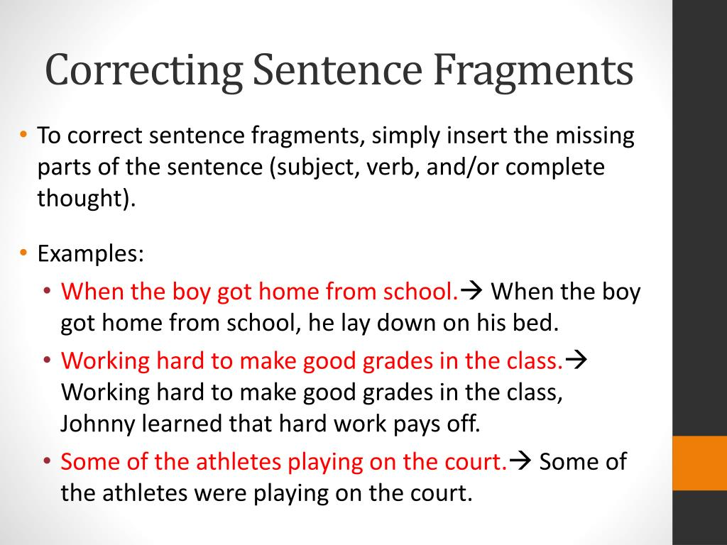 hight resolution of Sentence Or Fragment Worksheet   Printable Worksheets and Activities for  Teachers