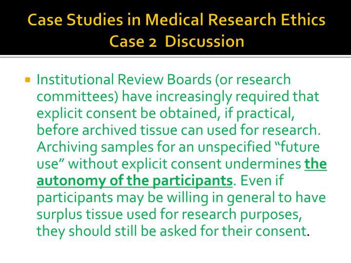 Medical Ethics Case Studies Autonomy Research Paper Help