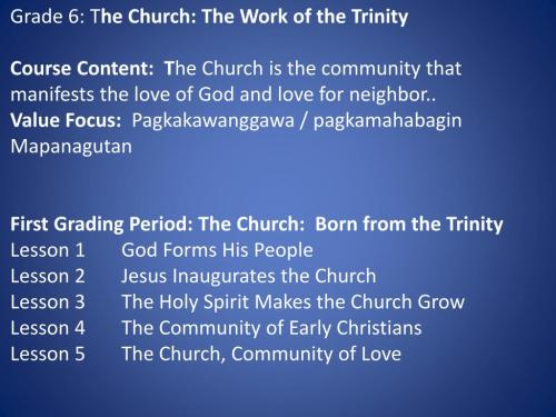 small resolution of PPT - Pathways The K-12 Religious Education Curriculum CEAP-NCR PowerPoint  Presentation - ID:2269286