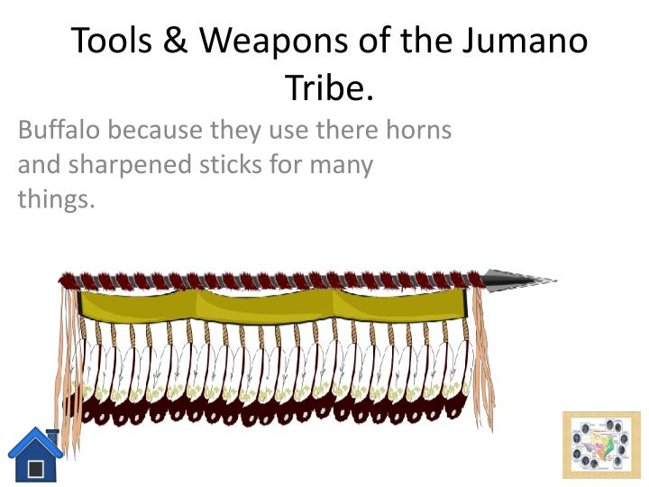 What Did They Eat Jumano Tribe Texas