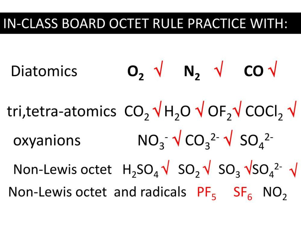 medium resolution of  co32 so42 non lewis octet h2so4 so2 so3 so42 non lewis octet and radicals pf5 sf6no2 examples where we minimize formal charge